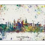 """Las Vegas Master 2"" by WaterColorMaps"