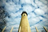 Fenwick Island Lighthouse In The Sky