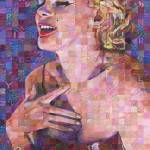 """marilyn-monroe-with-chanel-no5-faa"" by RandalHuiskens"