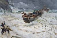 How the Boat Came Home, 1886