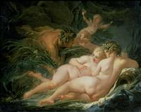 Pan and Syrinx, 1759