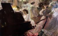 The White Ball, 1903