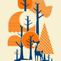 forester Art Prints & Posters by Budi Satria Kwan