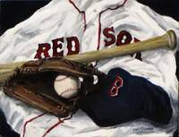 Red Sox Number Nine