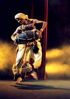 Indian Drum Dance