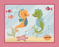 Under the Sea - Seahorses