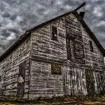"""barn awaiting destruction"" by FischerPhotography"