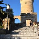 """Castle de Bellver, Palma, Majorca, Spain 1"" by Johnson-Miles"