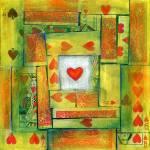 """Precious Heart"" by DebMinklerArt"