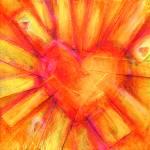 """""""Sunny Heart"""" by DebMinklerArt"""