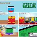 """The unpresentable bulk"" by olonguet"