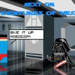 """Robocop"" by olonguet"