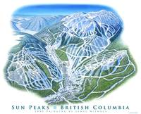 Sun Peaks Ski Resort, British Columbia