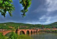 Heidelberg - Castle and the Old Bridge