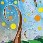 """""""Spiralscape"""" by ShawnaRowe"""