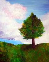 Tree on a Hill - Kelly