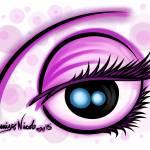 """12-6-13 Eye Am"" by artinthegarage"