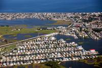 Fenwick Island, Caine Woods and Cape Windsor