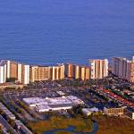 """""""Condo Row from Sea Watch to the Golden Sands"""" by travel"""