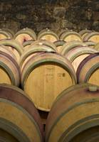 Oak Wine Barrels, Italy