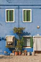Colourful House, Burano, Italy