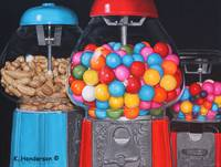 Peanuts and Gumballs by K Henderson