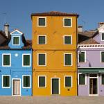 """Colourful Houses, Burano, Italy"" by petrsvarc"