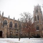 """Sewanee Snow: All Saints"