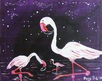 Night of the Flamingo