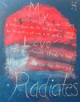 My Love Radiates by Myka Moon