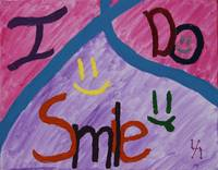 I Do Smile by Myka Moon