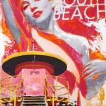 """South Beach Heat"" by hollymanneck"