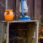"""rustic old oil lantern"" by digidreamgrafix"