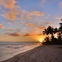 Ewa Beach Sunset 2 - Oahu Hawaii Art Prints & Posters by Brian Harig