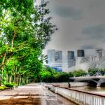 """Cityscape Singapore 2013 - Elizabeth Walk"" by sghomedeco"