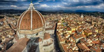 Florence Panorama with the Duomo