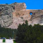 """Crazy Horse Memorial"" by Johnson-Miles"