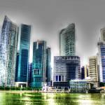 """Fantastic City Singapore - Urban Landscape"" by sghomedeco"