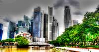 Fantastic City Singapore - Urban Landscape