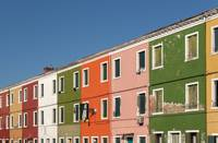 Colourful Houses, Burano, Italy