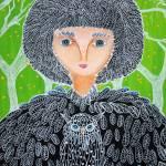 """""""Mrs. Owl"""" by ArtPrints"""