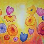 """Floral"" by dianedaversa"