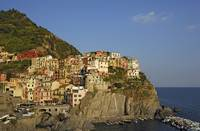 Coastal Village of Manarola in Cinque Terre