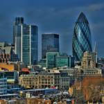 """London 2009 -  Gherkin"" by letlet"