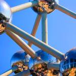 """Brussels  - Atomium"" by letlet"