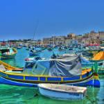 """""""Malta - Marsaxlokk Luzzus"""" by letlet"""