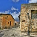 """""""Omodos - Arch. Panaretos Street"""" by letlet"""