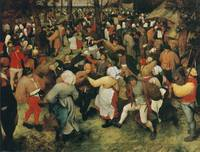 The Wedding Dance (1566)