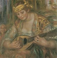Girl with a Mandolin (1919)