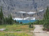 Iceberg Lake - Glacier National Park